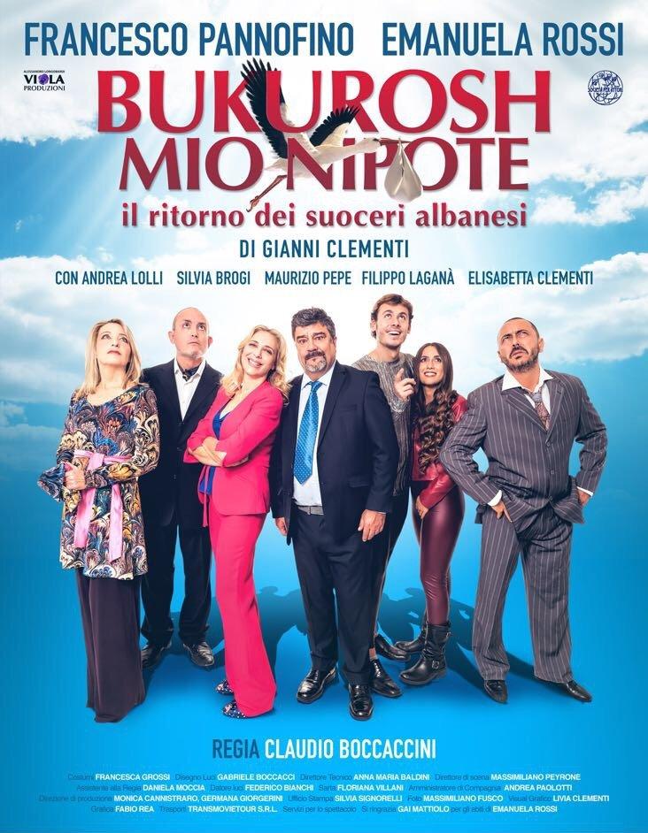 BUKOROSH MIO NIPOTE- RITORNO DEI SUOCERI ALBANESI