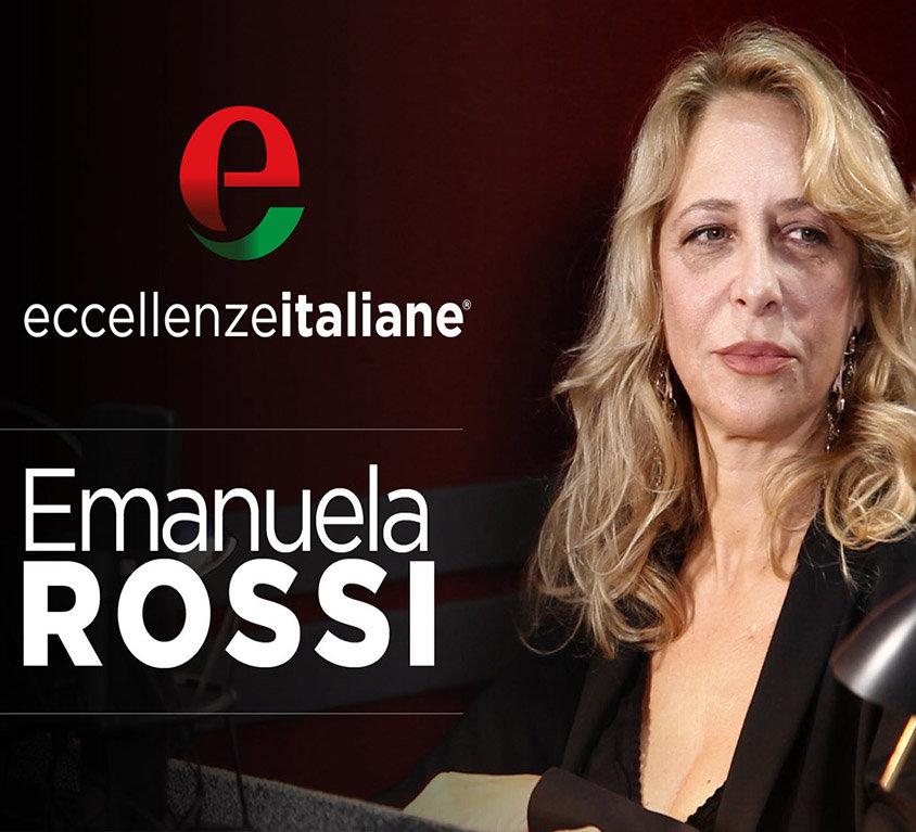 La voce di Emanuela Rossi per la storia di Rambaldi